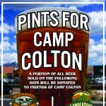Pints for Camp Colton!