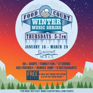 Food Court Winter Music Series