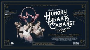 Hungry Hearts Cabaret and Love Advice Show