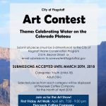Art Contest: Celebration of Water on the Colorado Plateau