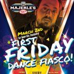 1st Friday Dance Fiasco with DJ Bear Cole