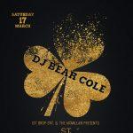 St. Patrick's Day Celebration with DJ Bear Cole