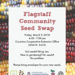 Flagstaff Community Seed Swap