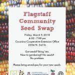 Flagstaff Community Seed Swap