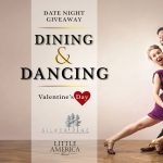 Valentines' Day Dining and Dancing