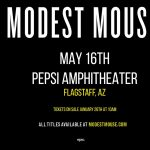 Modest Mouse at Pepsi Amphitheater
