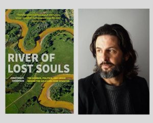 Jonathan Thompson ~ River of Lost Souls