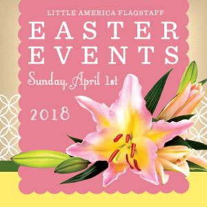 Little America Hotel Easter Day Brunch
