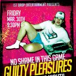 Guilty Pleasures Cheesy Music with DJ Bear Cole