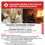 Paramedic Studies and Fire Science