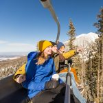 Spring Scenic Chairlift Rides