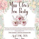 Miss Cleo's Tea Party