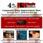 4th Annual Community Home Improvement Show