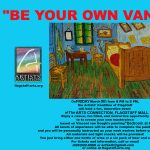 """BE YOUR OWN VAN GOGH!"" Wine & Paint"