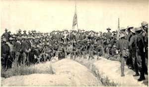 Arizona Rough Riders of the Spanish American War