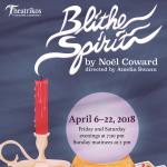 "Noël Coward's ""Blithe Spirit"""