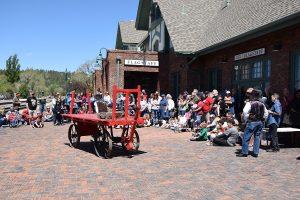 Flagstaff Train Day