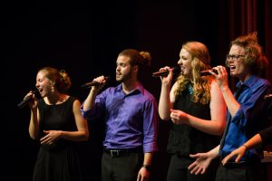 A Night of Vocal Jazz