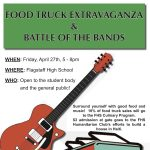 Food Truck Extravaganza & Battle of the Bands