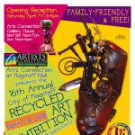Recycled Art Exhibition and Opening Reception