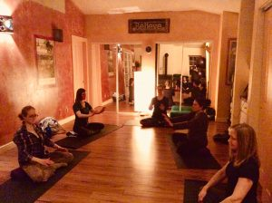 Qi Gong with Charyse