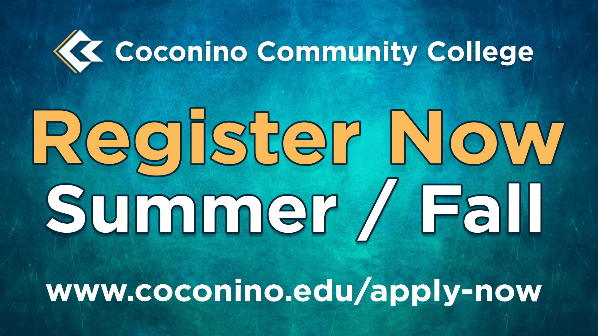 Fall Classes Begin at CCC presented by Coconino Community