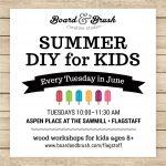 Summer DIY for Kids