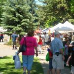 Flagstaff Art in the Park Fourth of July Show