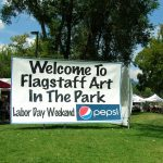 Flagstaff Art in the Park 27th Annual Labor Day Show!