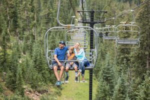 Scenic Science Chairlift