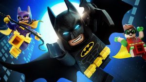 Lego Batman - Movies on the Square
