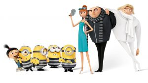 Despicable Me 3 - Movies on the Square