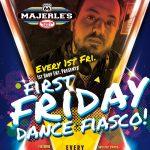 Dance Fiasco w/DJ Bear Cole