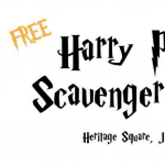 Harry Potter Scavenger Hunt