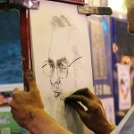 Art on the Colorado Plateau: Introduction to Portrait Drawing