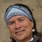 Rev. Arvel Bird's Celtic-Indian Music and Talk