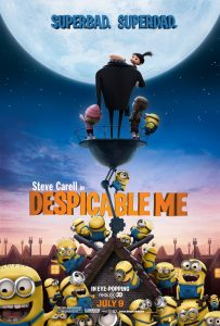 Free Family Summer Films: Despicable Me