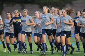 NAU Women's Soccer VS Arizona State
