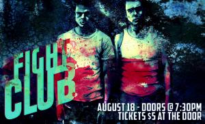 Orpheum Saturday Night Film: Fight Club