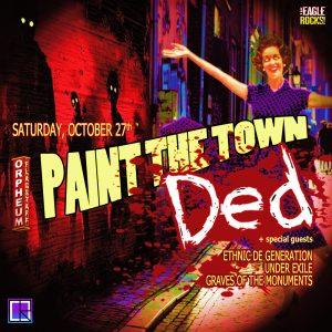 Paint the Town Ded