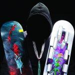 Pivot: Skateboard Deck Art