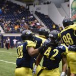 NAU Football VS North Dakota (Senior Day)