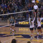 NAU Women's Volleyball VS Idaho