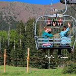 Scenic Chairlift Rides to 11,500 ft