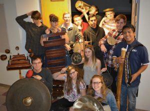 NAU Percussion Ensemble Concert
