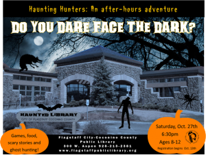 Haunting Hunters: An After-Hours Adventure