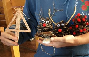 Science Saturday: Sustainable Holiday Gift Making