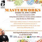 Masterworks II - Williams, Vivaldi, Tchaikovsky, Grieg