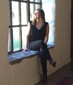 Living Room Lecture: Jodie Hollander