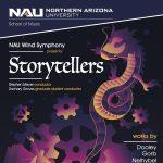 "NAU Wind Symphony: ""Storytellers"""